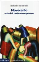Novecento  Lezioni di storia contemporanea PDF