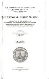The National Forest Manual: Issue 230