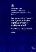 Demonstrating Respect for Rights?