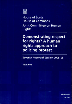 Demonstrating Respect for Rights