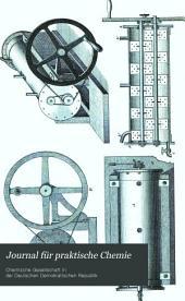 Journal für praktische Chemie: Band 15;Band 123