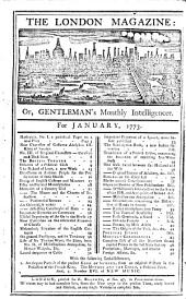 The London Magazine, Or, Gentleman's Monthly Intelligencer: Volume 42