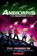 The Invasion  Animorphs Graphix  1  PDF