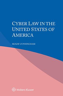 Cyber Law in the United States of America PDF