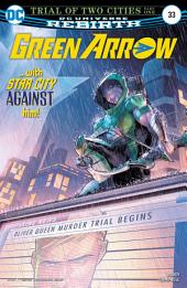 Green Arrow (2016-) #33