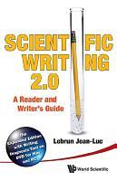 Scientific Writing 2 0 PDF