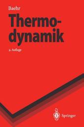Thermodynamik: Eine Einführung in die Grundlagen und ihre technischen Anwendungen, Ausgabe 9
