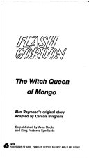 The Witch Queen of Mongo
