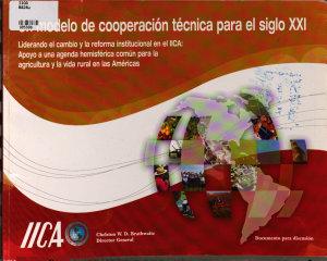 Un modelo de cooperacion tecnica para el siglo xxl PDF