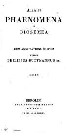 Phaenomena et Diosemea