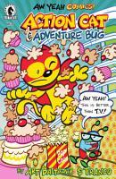 Aw Yeah Comics  Action Cat   Adventure Bug  3 PDF