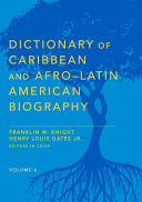 Dictionary of Caribbean and Afro Latin American Biography PDF