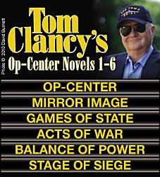 Clancy S Op Center Novels 1 6 Book PDF