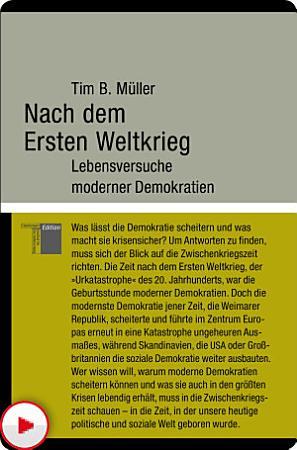 Nach dem Ersten Weltkrieg PDF