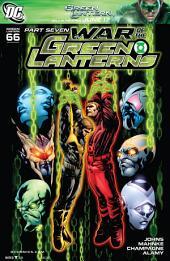 Green Lantern (2005-) #66