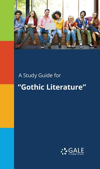 A Study Guide for  Gothic Literature  PDF