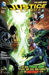 Justice League (2011- ) #31