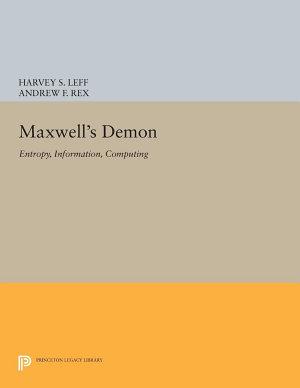 Maxwell s Demon PDF