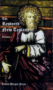 The Restored New Testament PDF