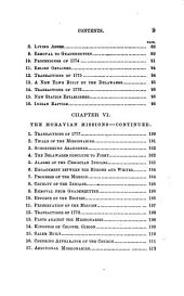 Contributions to the Early History of the North-west: Including the Moravian Missions in Ohio
