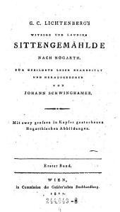 Witzige und launige Sittengemählde nach Hogart (etc.): Band 4