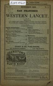 The Western Lancet: Volume 9, Issue 9