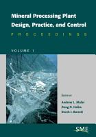 Mineral Processing Plant Design  Practice  and Control PDF
