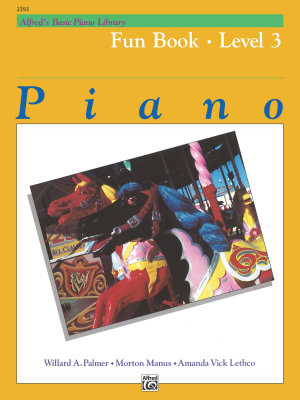 Alfred s Basic Piano Library   Fun Book 3