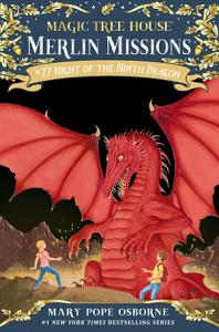 Night of the Ninth Dragon Book