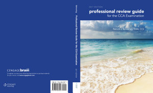 Professional Review Guide for the CCA  Examination 2017 Edition