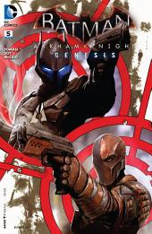 Batman: Arkham Knight Genesis (2015-) #5