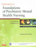 Varcarolis  Foundations of Psychiatric Mental Health Nursing   Text and Virtual Clinical Excursions Online Package PDF