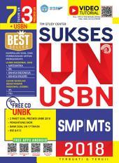 Sukses UN-USBN SMP/MTs 2018