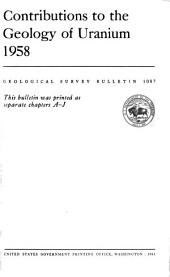Geological Survey Bulletin