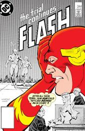 The Flash (1959-) #344