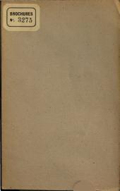 """Open brief van de vereeniging """"De Dageraad"""" aan den Hoog-Edel-Gestrengen heer Keuchenius, naar aanleiding zijner motie in de Kamer gedaan, den 26sten September 1866"""