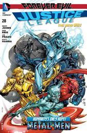 Justice League (2011- ) #28