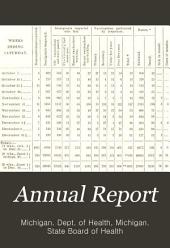 Annual Report: Volume 11