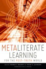 Metaliterate Learning for the Post-Truth World