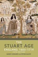 The Stuart Age PDF