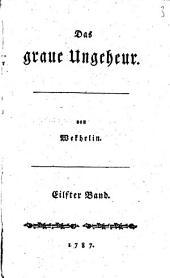 Das graue Ungeheur: 1.-12. Bd. (|).