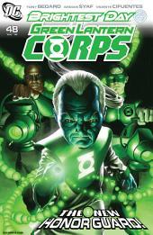 Green Lantern Corps (2006-) #48