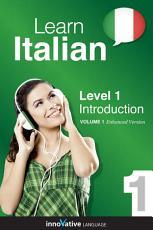 Learn Italian   Level 1  Introduction to Italian PDF