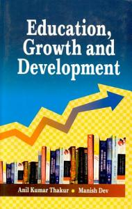 Education  Growth  and Development Book