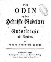 Om Odin og den hedniske gudelære og gudstieneste udi Norden