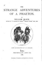 The Strange Adventures of a Phaeton: A Novel