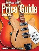 2005 Vintage Guitar Price Guide PDF