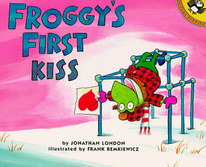 Froggy s First Kiss PDF