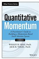 Quantitative Momentum PDF