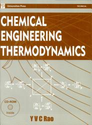 Chemical Engineering Thermodynamics Book PDF